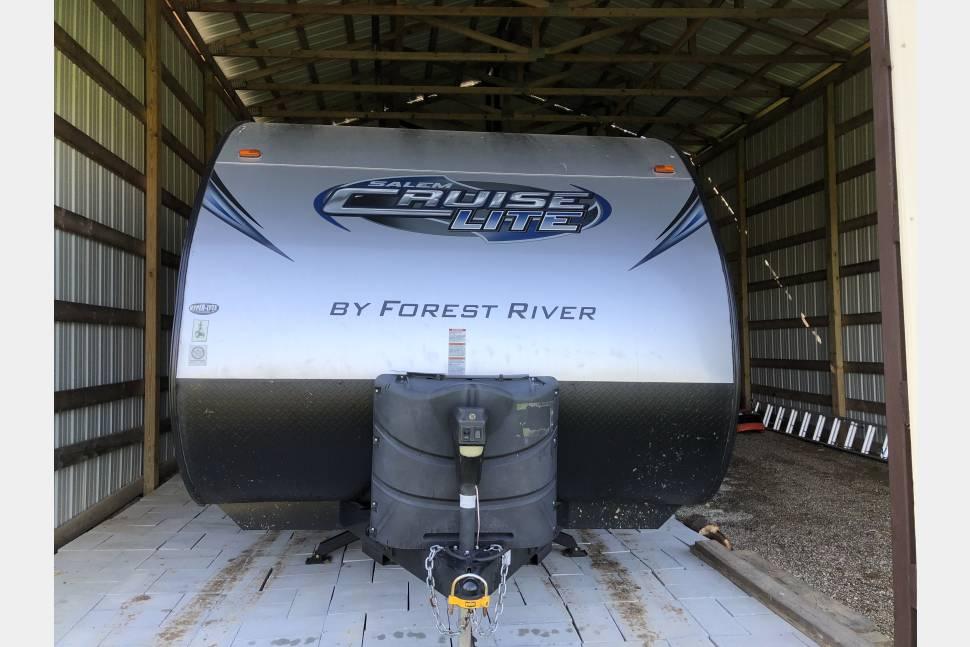 2015 Forest River Salem Cruise Lt - 2015 Forest River Salem Cruise Lt