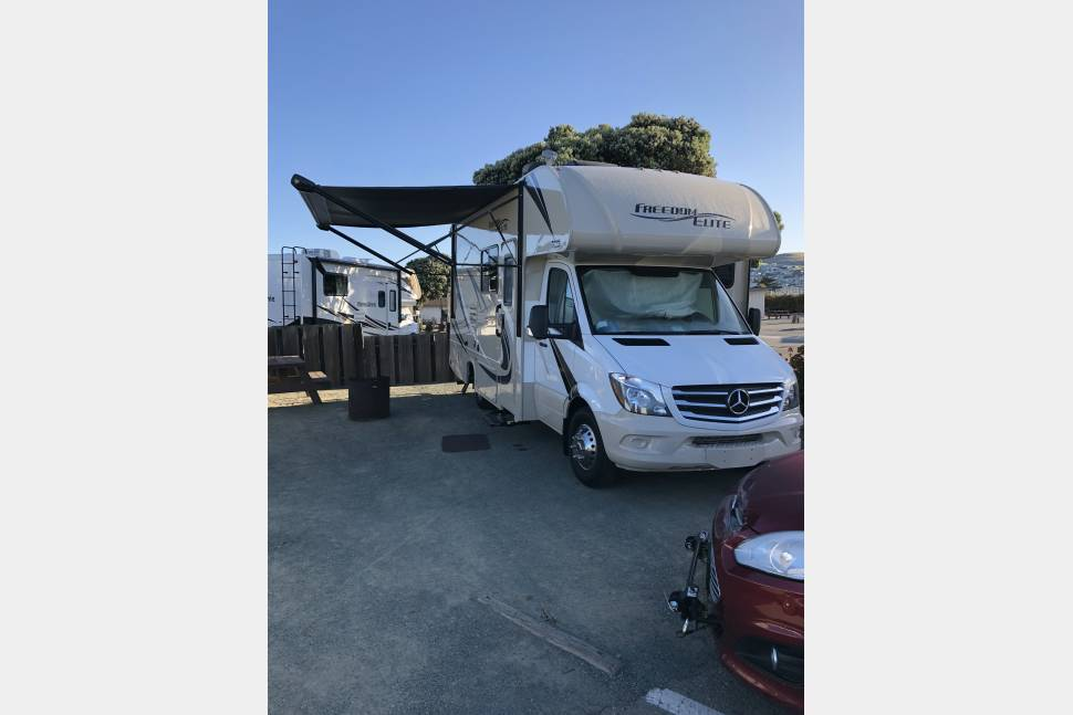 2018 Thor Motor Coach Freedom Elite 24 FE - 2018 Thor Motor Coach Freedom Elite 24 FE