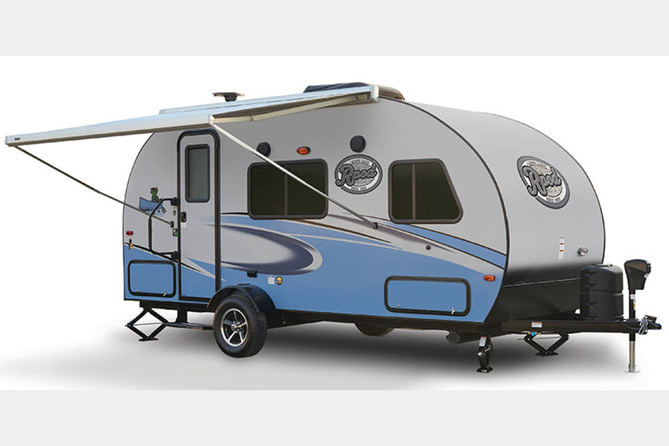 2018 Forest River R-pod 180 - Create unforgettable memories with my RV!