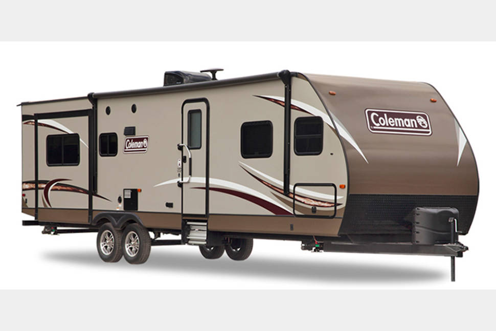 2017 Coleman 1705rb - My travel trailer is your best choice for your next trip !