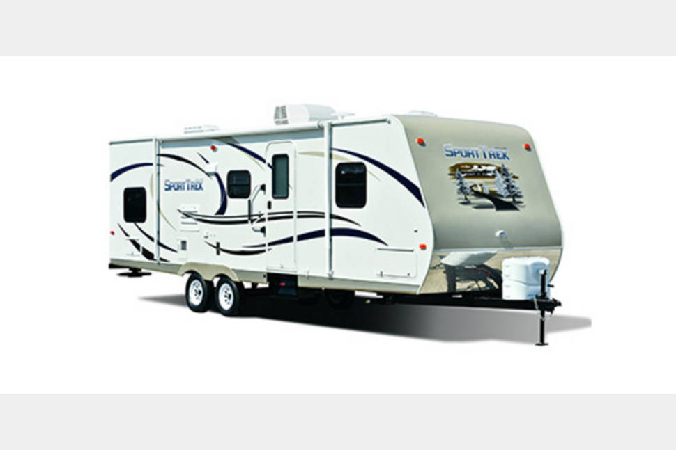 2018 Venture Sporttrak 343vbh - Everything You will Need for an Amazing Getaway Weekend!