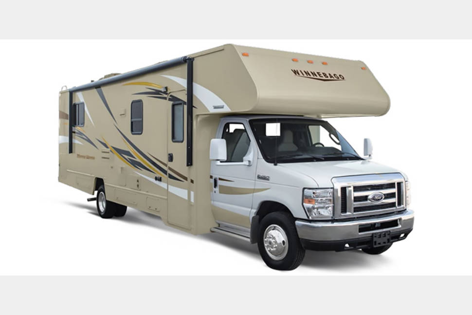 2001 Winnebago Mini Winnie - The perfect vacation machine for you and your family