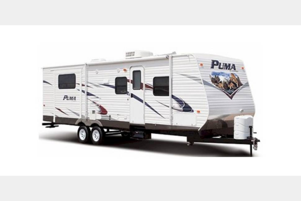 2011 Palomino Puma 25rds - Great Times with my RV!