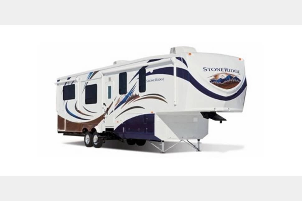2005 Stoneridge - My travel trailer is your best choice for your next trip !