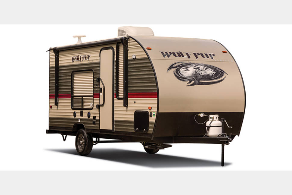 2018 Wolf Pup 16BHS - Create unforgettable memories with my RV!