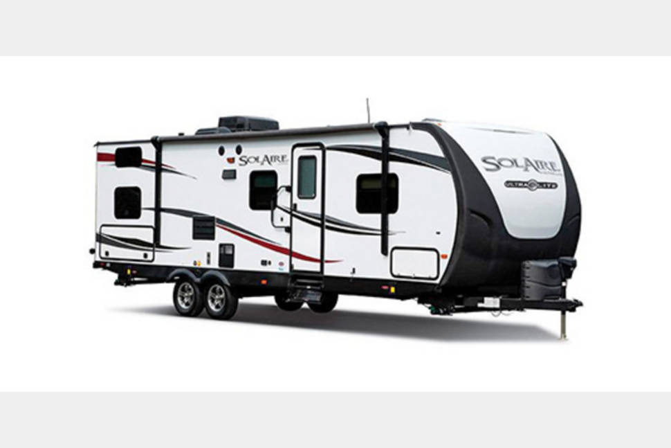 2007 Eclipse Attitude 21fk - My travel trailer is your best choice for your next trip !