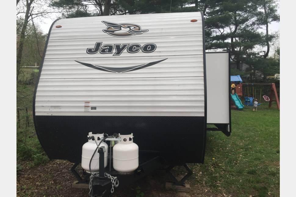 2017 Jayco Jay Flight - 2017 Jayco Jay flieght