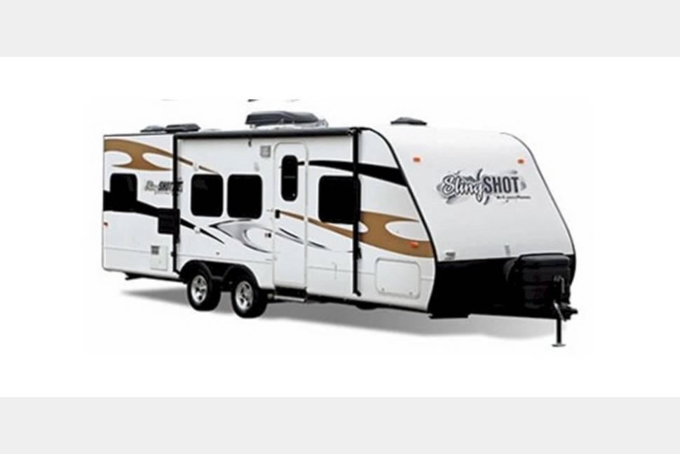2016 Crossroads Sunset Trail Reserve - Create unforgettable memories with my RV!