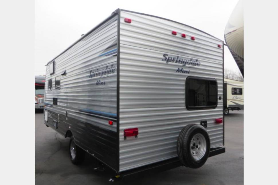 2018 Keystone Summerland Mini 1850 FL - 2018 Keystone Summerland Mini 1850 FL