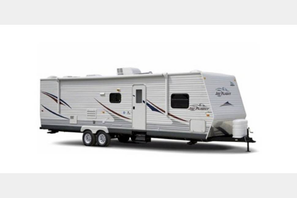 2016 Jay Flight 26BH - Take the stress out of vacation planning using my RV!