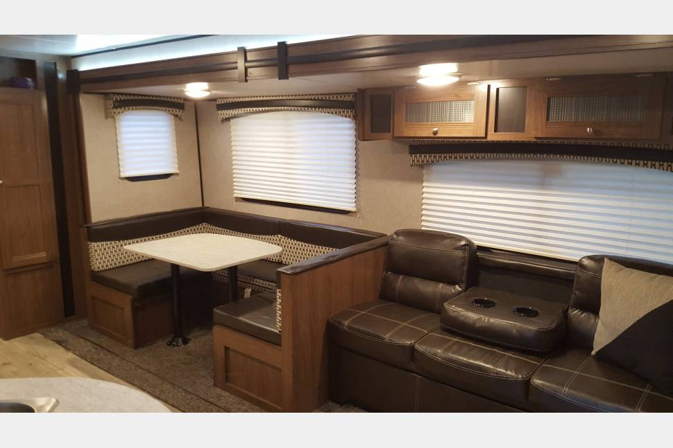 2018 Heartland Prowler - The Perfect Camper for Families