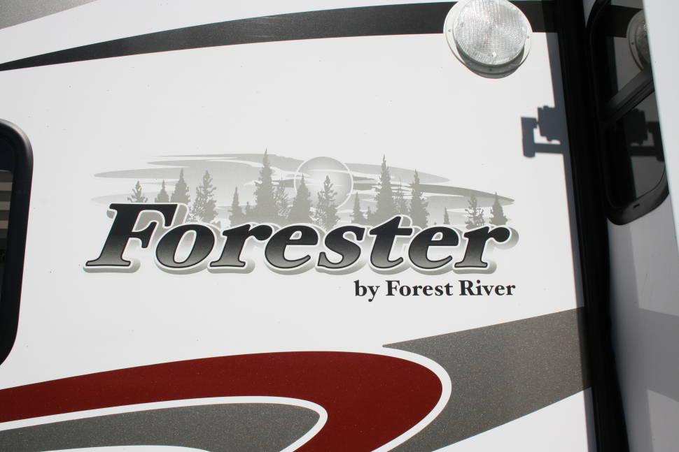 2013 Forest River-California Forrester - 2013 Forest River-California Forrester