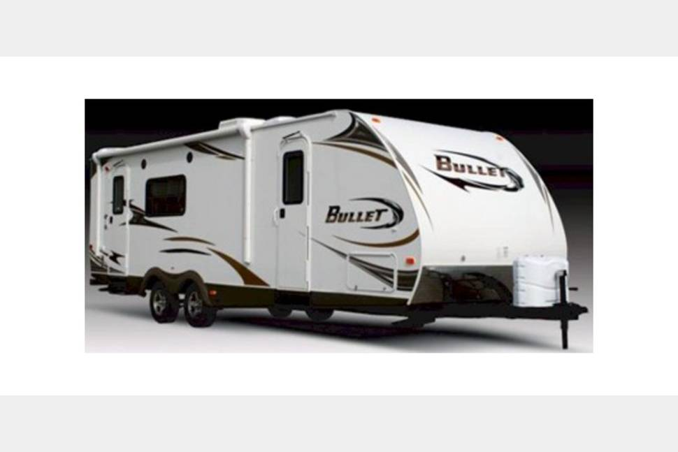 2016 Keystone Bullet 34BHPR - Ready for Your Next Getaway Weekend!