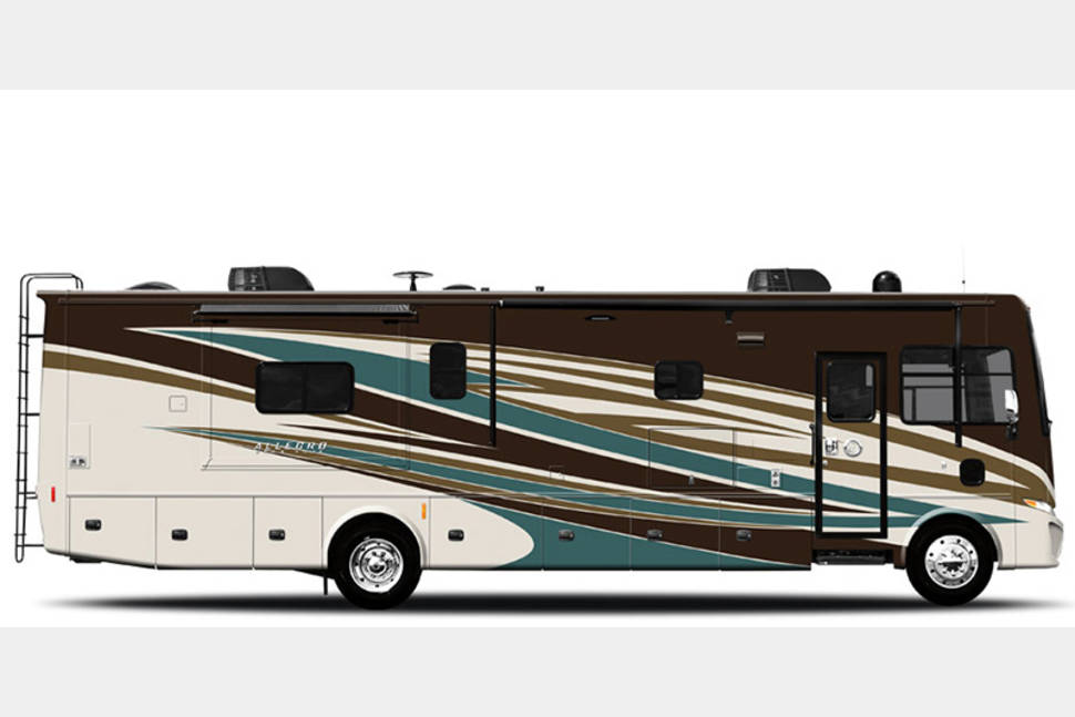 Get A Taste Of The Good Life In My RV