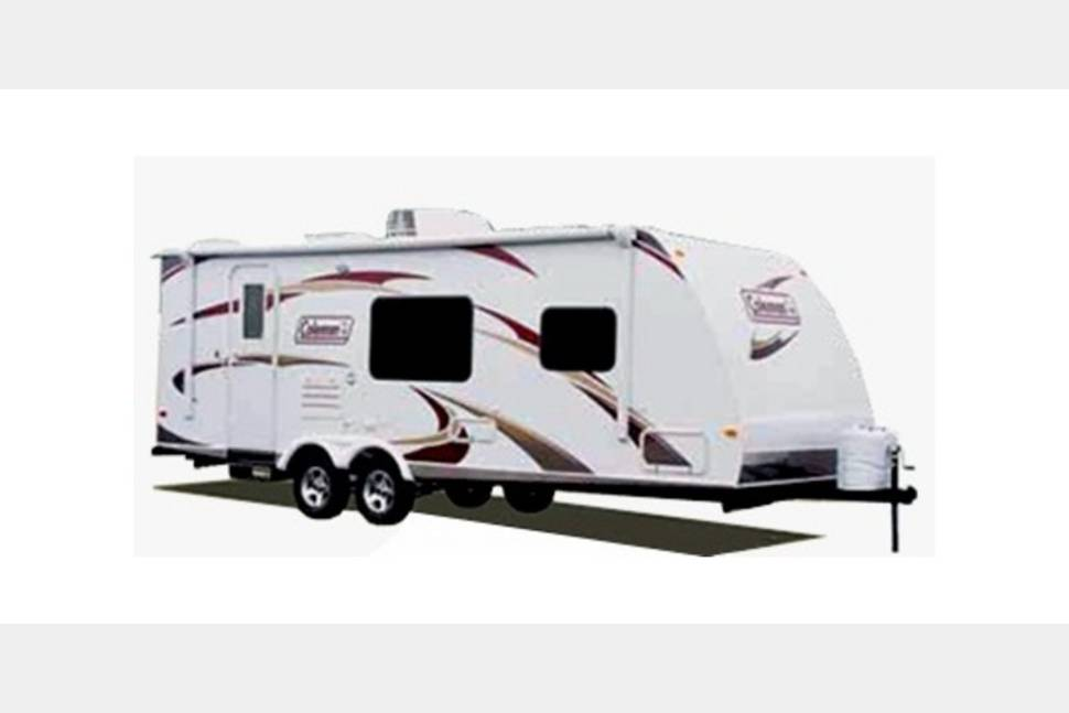 2013 Coleman Bunkhouse - My travel trailer is your best choice for your next trip !