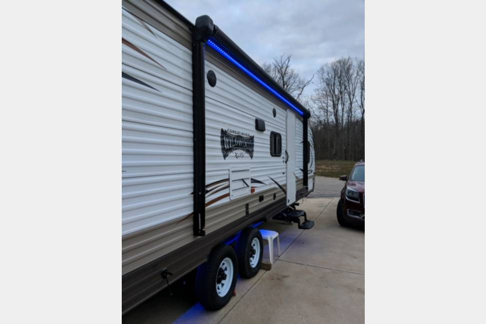 2018 Wildwood By Forest River 263BHXL - 2018 Wildwood by Forest River 263BHXL