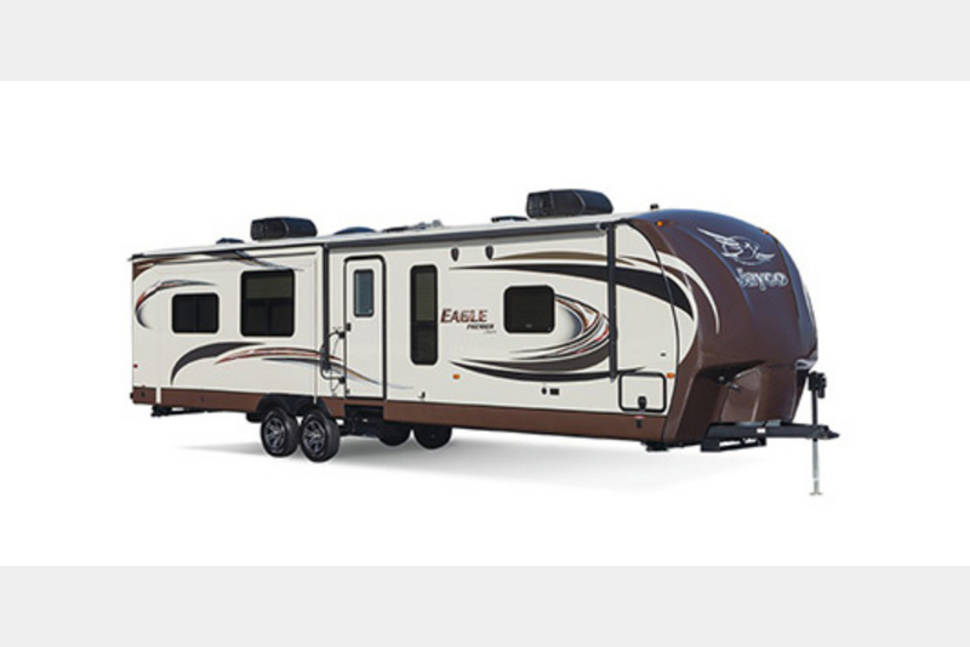 2016 Jayco 318 Rets - Ready for Your Next Getaway Weekend!