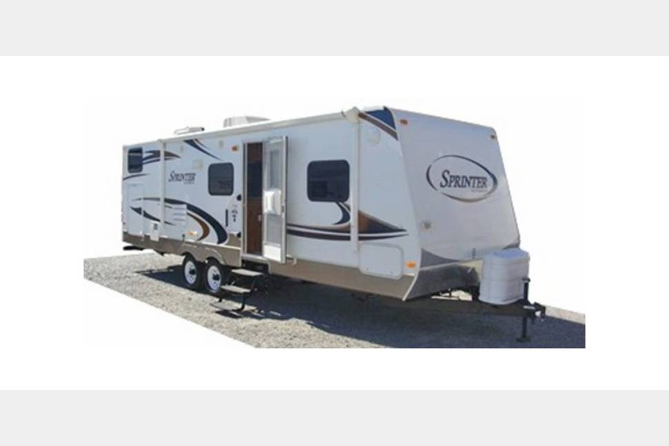 2016 Keystone Hideout 31BHDSWE - My travel trailer is your best choice for your next trip !