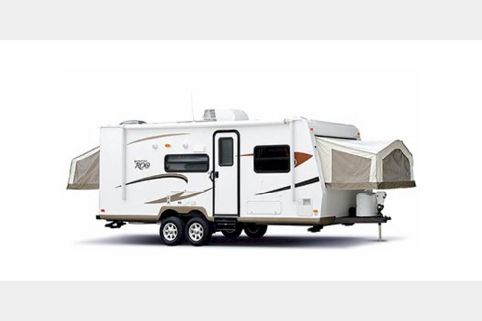 2018 Rockwood Roo - A Perfect Travel Trailer for Your Next Getaway!