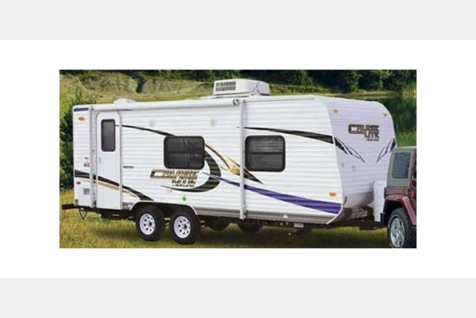 2017 Forest River 25pack12 - My travel trailer is your best choice for your next trip !