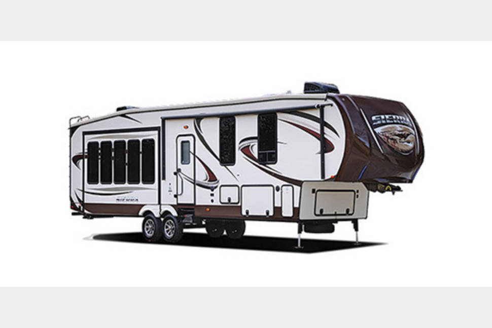2018 Forest River Sierra 378FB - Take the stress out of vacation planning using my RV!
