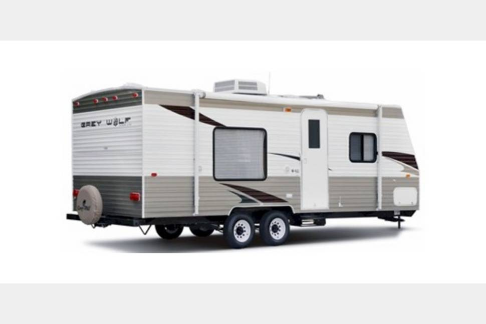 2016 Forest River Grey Wolf - My travel trailer is your best choice for your next trip !