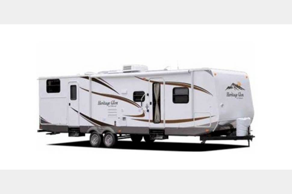 2014 Wildwood Heritage Glen - My travel trailer is your best choice for your next trip !