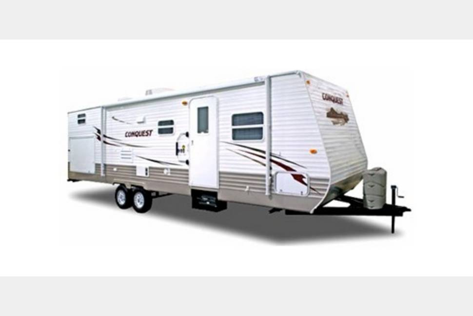 2007 Gulf Stream Conquest - Everything You will Need for an Amazing Getaway Weekend!