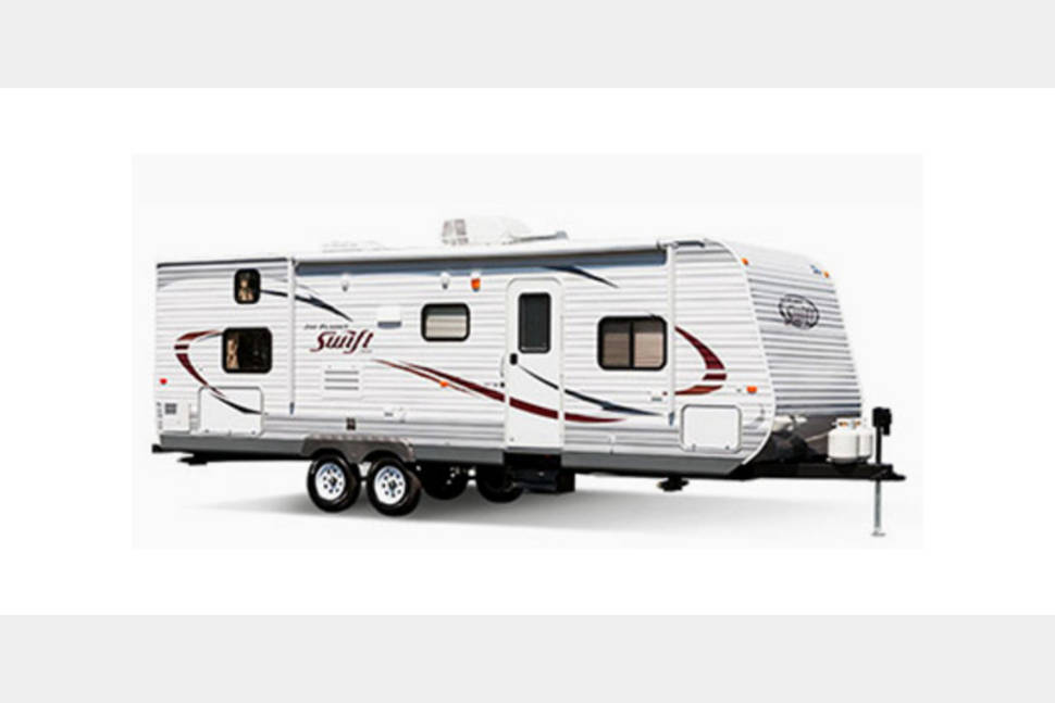 2014 Jayco 264BH Jay Flight Swift - Everything You will Need for an Amazing Getaway Weekend!