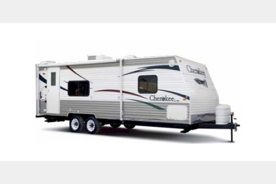 2016 Forest River Cherokee - Create unforgettable memories with my RV!