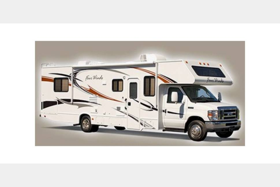 2018 Thor Freedom Elite 30FE - Take the stress out of vacation planning using my RV!