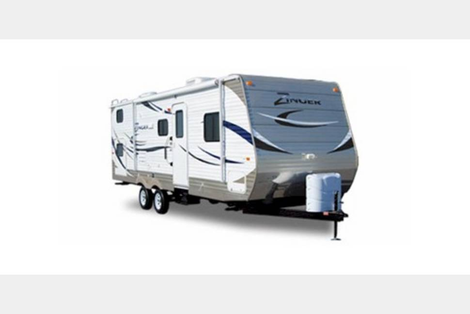 2017 Crossroads Zinger - My RV is Perfect for Your Next Getaway!