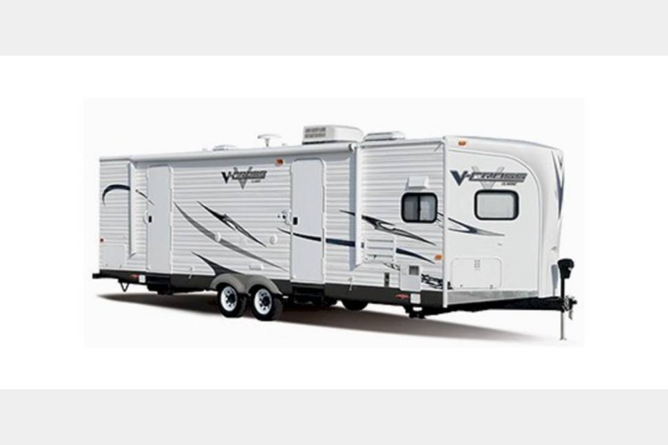 2012 Forest River V-cross - Everything You will Need for an Amazing Getaway Weekend!