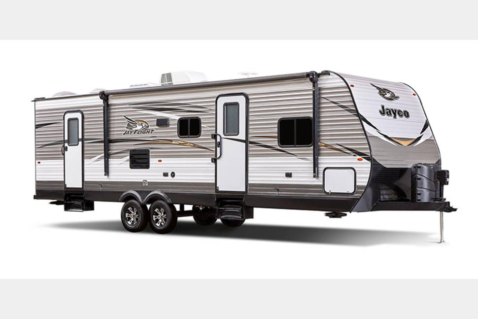 2017 Jayco 34rsbs - My travel trailer is your best choice for your next trip !