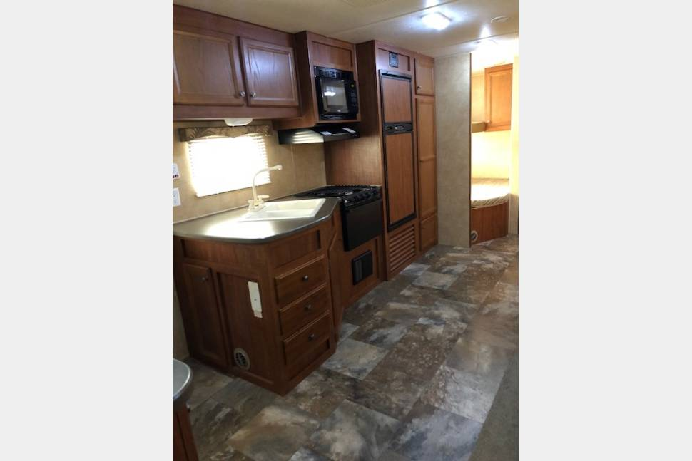 2012 Jayco Jay Flight Swift Series M-267 - Take the stress out of vacation planning using my RV!