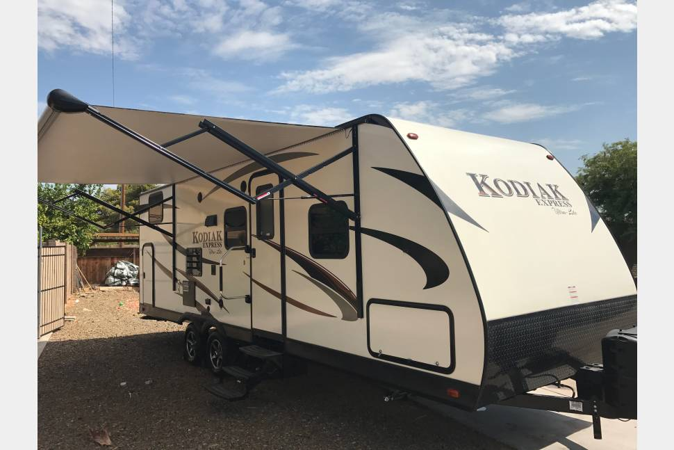 2017 Kodiak By Dutchmen 255 BHSL - Williams Family Bunkhouse Trailer