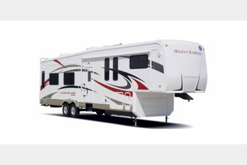 2009 Holiday Rambler Alumascape - Great RV for your family!!