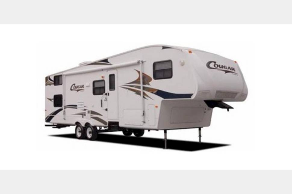 2016 Cougar 26 - Take the stress out of vacation planning using my RV!
