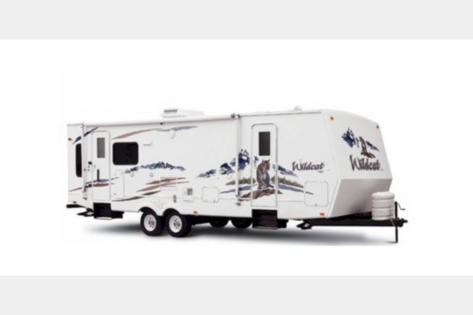 2006 Forest River Wildcat 24RL - Lovely Times on my RV!