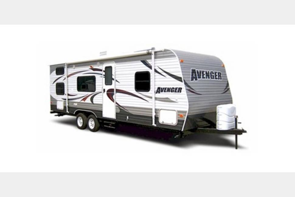 2015 Primetime Avenger - Take the stress out of vacation planning using my RV!
