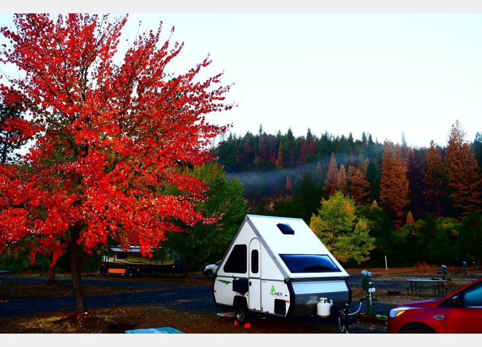 2017 Aliner Ranger 12, RV Rental in Longmont, CO | RVshare