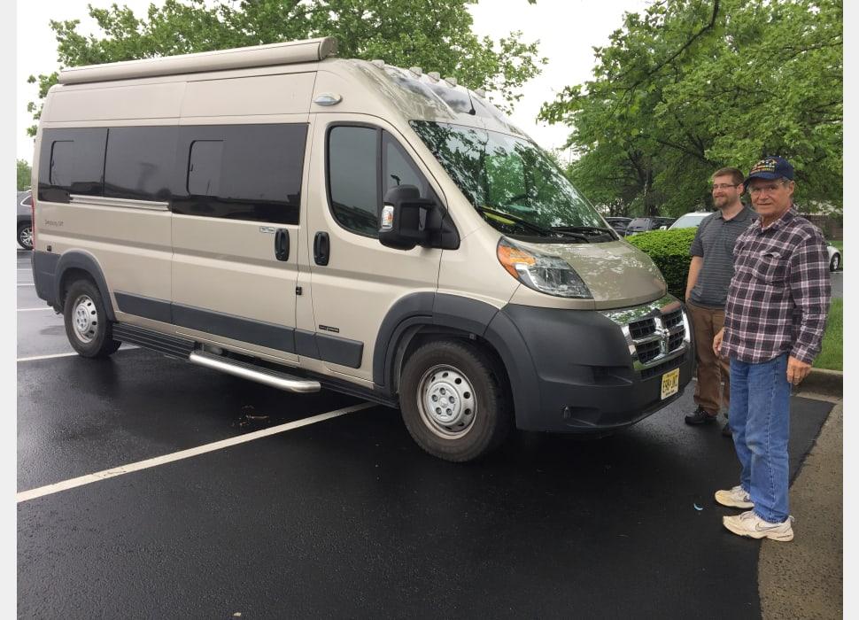 2018 Roadtrek Simplicity, RV Rental in Somerville, NJ