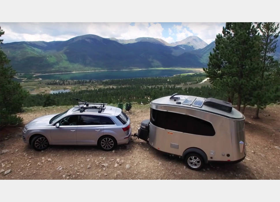 2017 Airstream Basecamp, RV Rental in Carbondale, CO