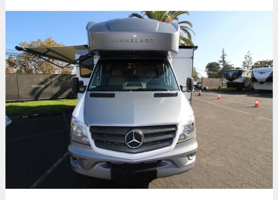 2018 Mercedes Winnebago Diesel Grand Rapids Mi Rv Rental In