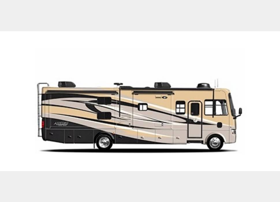 2016 Tiffin Allegro Open Road, RV Rental in Davenport, FL